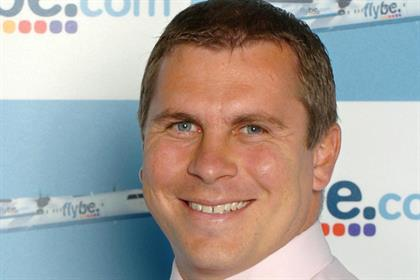 Simon Lilley. ex-Flybe marketing director