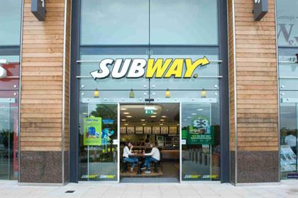 Subway: plans to open a further 1,300 restaurants