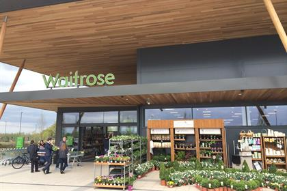 Waitrose's Swindon store: piloting new initiatives