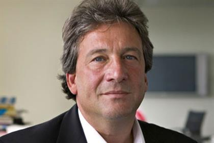David Kershaw: the chief executive of M&C Saatchi PLC