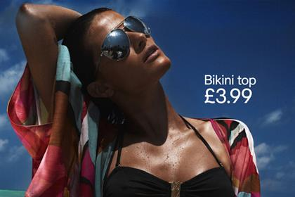 H&M: campaign promoting retailer's swimwear range is cleared by the ASA