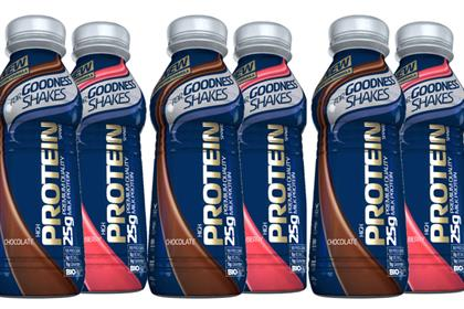 For Goodness Shakes: appoints Quiet Storm to handle its ad account