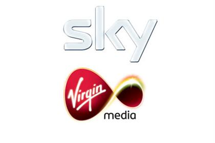 New partners: Sky and Virgin Media TV deal may spark further consolidation