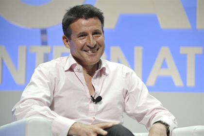 Lord Coe credits sponsors for