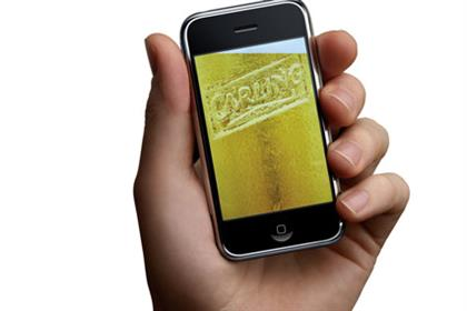 Carling's iPhone app