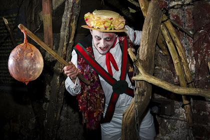 The London Dungeon: Merlin seeks to relaunch the brand