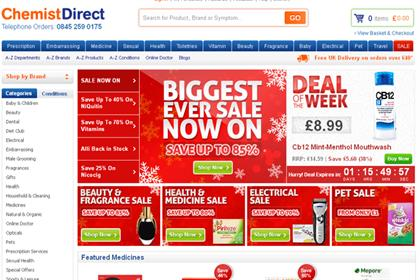 Chemist Direct: appoints Albion to its brand and digital media business