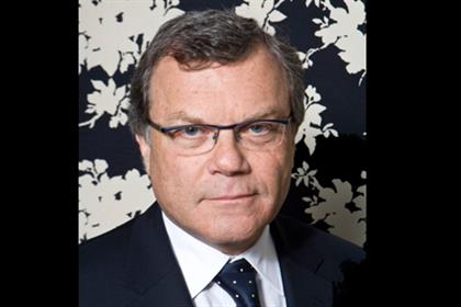 Sir Martin Sorrell, the WPP chief executive remains the highest-paid director