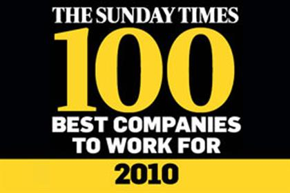 Best companies: two advertising and media agencies make top 100