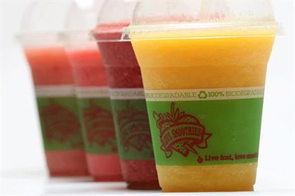Love Smoothies: appoints Atomic London to its advertising account