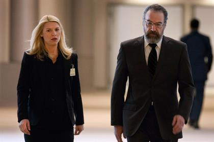 Homeland: some argue digital cannot match the impact of a hit TV show. Credit: Kent Smith/SHOWTIME