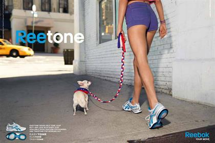 Reebok: EasyTone campaign
