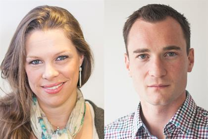 Bell Pottinger: Claire Southeard and James Thomlinson