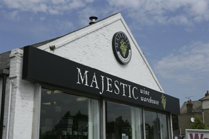 Majestic Wine: reviewing its creative and media arrangements