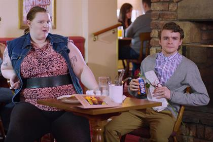 Irn Bru: blind date by The Leith Agency