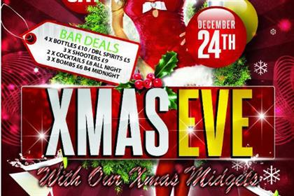 Bar Fusion: rapped by the ASA over Facebook ad for midget Christmas party