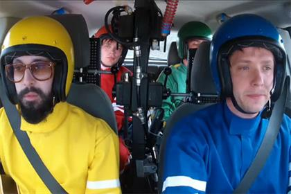 OkGo rack up 408,186 shares for Chevy in the last week