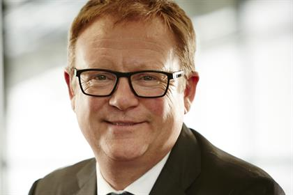 Steve Harding: becomes chief executive of Geometry Global