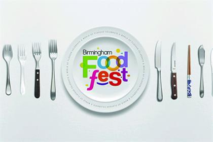 Birmingham: Food Fest campaign