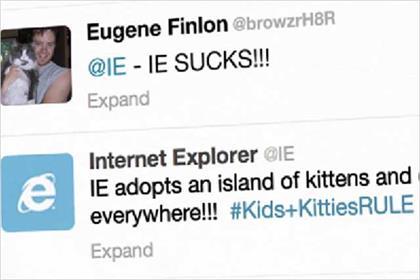 Internet Explorer: Microsoft fights back