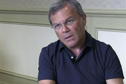 WPP chief executive Sir Martin Sorrell