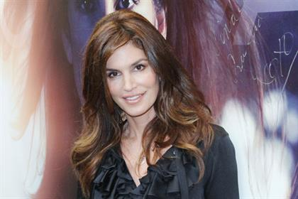 Cindy Crawford: has signed up to be the face of C&A's advertising