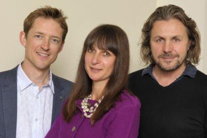 Matt Edwards, Debbie Klein & Leon Jaume