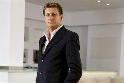 Steve Parish: stepping down as chief executive of TAG