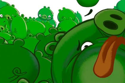 Bad Piggies: Angry Birds spin-off enters chart