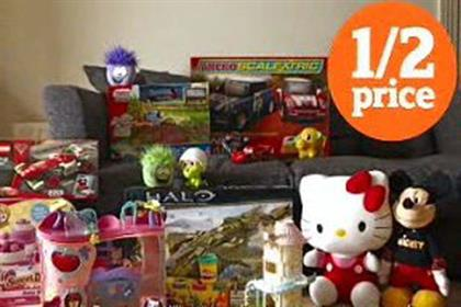 Sainsbury's: ASA rules that its half-price toys ad was misleading