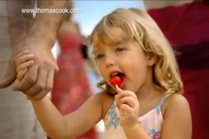 Thomas Cook: December 2012 ad campaign