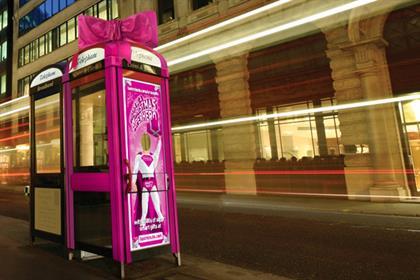 Lastminute.com: 2007 Christmas campaign