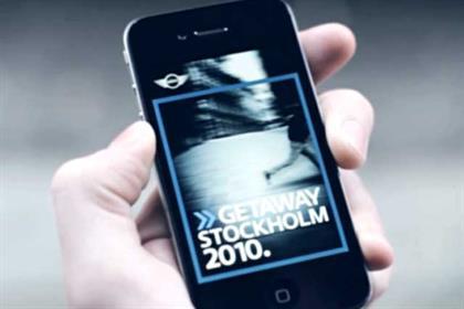 Mini: Stockholm 'getaway' campaign