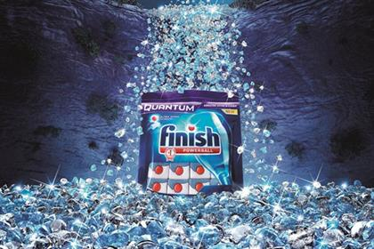 Finish Quantum: Reckitt Benckiser rolls out 3.5m marketing drive to support product launch