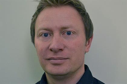 Adrian Nicholls: joins Geometry Global UK as head of digital