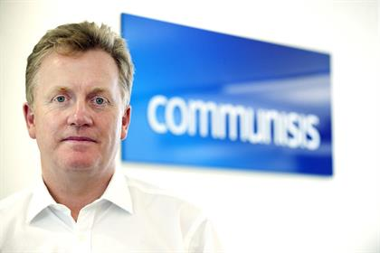 Andy Blundell: the chief executive of Communisis