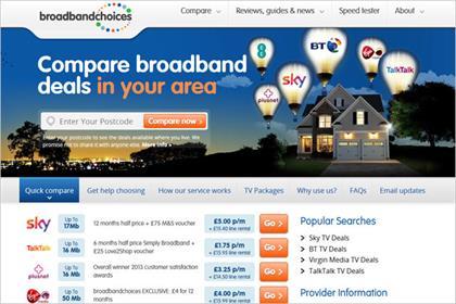 Broadband Choices: calls media review