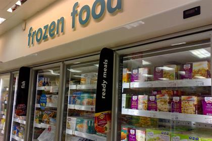 Frozen food: McCain and Birds Eye are backing the awareness drive