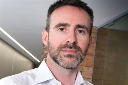 Nick Bailey: chief executive and executive creative director of Isobar