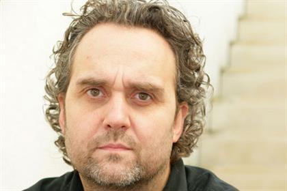 Dave Buonaguidi: Karmarama's chief creative officer appeared in Iceland documentary