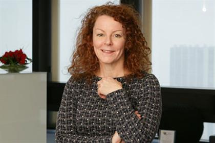 Amanda Mackenzie: chief marketing and communications officer at Aviva