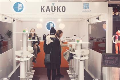 Kauko: World's first internet-controlled cafe