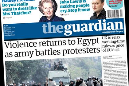 The Guardian: readies US campaign