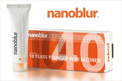 Nanoblur: appoints Arena Media
