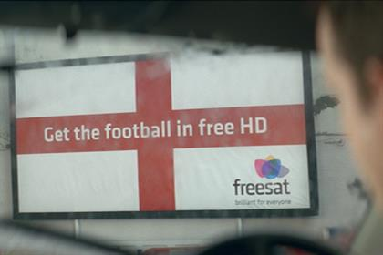 Freesat: appoints VCCP