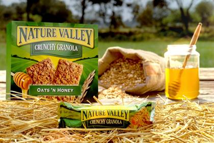 Nature Valley: three-way pitch