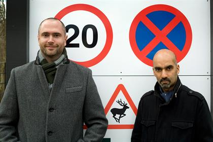 Walker (left) and De Souza: jointly leading the output of Karmarama's creative department