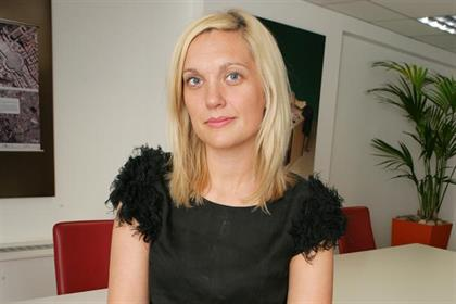Ella d'Amato: managing director, Druma