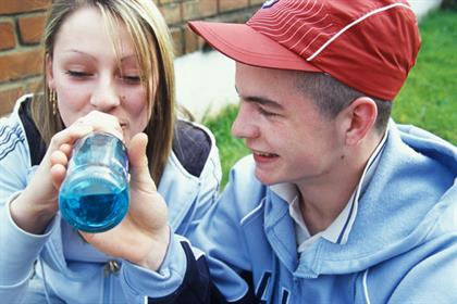 Alcohol: Government said evidence that the French law curbed underage drinking was 'weak'