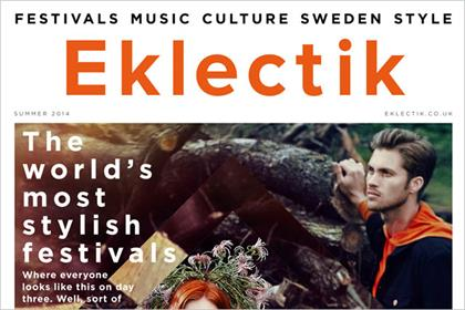 Eklecktik: Kopparberg launches one-off Scandinavian lifestyle magazine